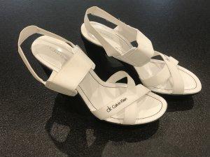 Extravagante Sandalette von Calvin Klein