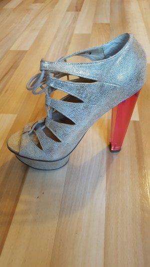 Extravagante Schuhe, Neu und ungetragen.