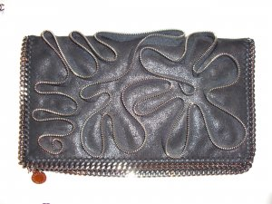 Stella McCartney Borsa clutch nero