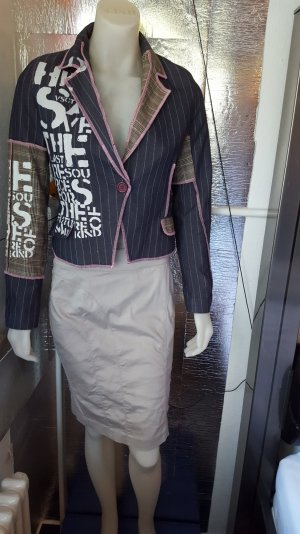 Extravagante Taillen-Jacke – Größe S - Blazer