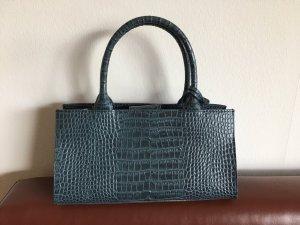 Tosca blu Carry Bag blue leather