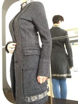 IQ+ Berlin Cappotto corto multicolore