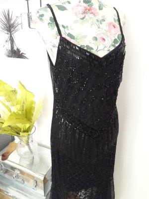 Extravagantes Abendkleid, Ballkleid mit Tüll und Pailletten, neu!