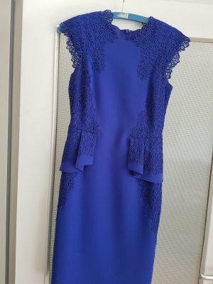 extravagantes edles Kleid von Coast Gr. 36 royalblau