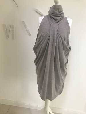 Patricia Pepe Knitted Dress silver-colored