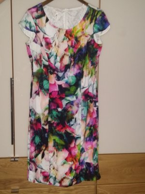 Apanage Robe multicolore polyester