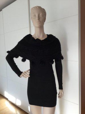 Preziosa T-shirt jurk zwart