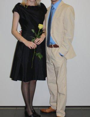 extravagantes und exklusives Escada Kleid, Größe 36