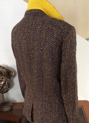 Extravanter stylischer Wollblazer *St. emile* 40 hervorragend Wolle/Viskose/Seide