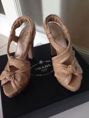 Extrem bequeme Heel's von Prada