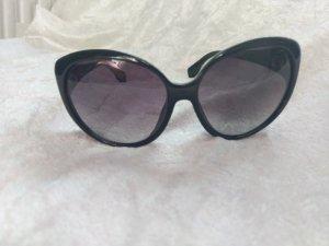 Glasses black-red