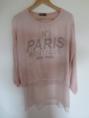 extrem süßes rosa Oberteil, Gr. S/M, nur 2x getragen, NEU