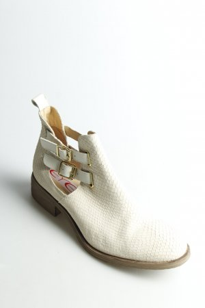 Eye Ankle Boots hellbeige-hellbraun Casual-Look