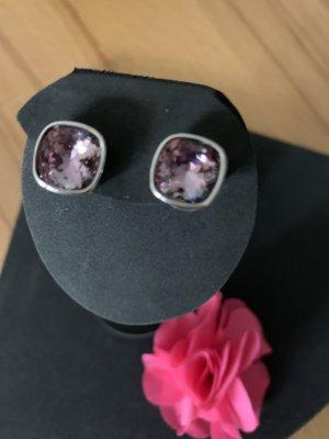 Eyecatcher Ohrring in Rosa