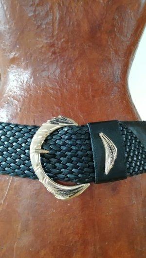 Cintura nero Pelle