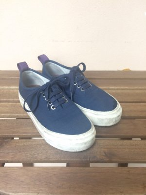 Eytys Sneaker Gr.38 Mod: Mother canvas navy blau guter Zustand Plateau Sneaker