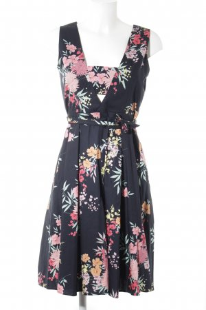 F&F A-Linien Kleid Blumenmuster Romantik-Look