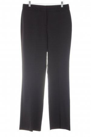 F&F Stoffhose schwarz Business-Look