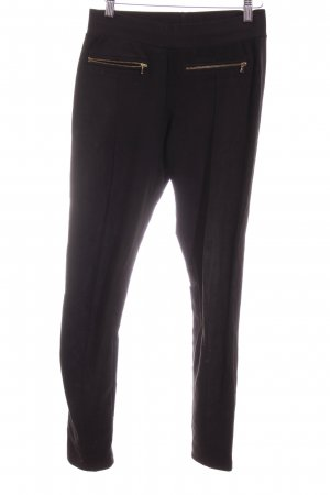 F&F Treggings nero stile atletico