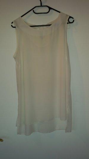 F&F weiße Bluse Top