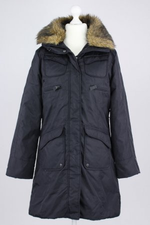 F.LLI Campagnolo Winterparka schwarz Größe 40 1712020250747