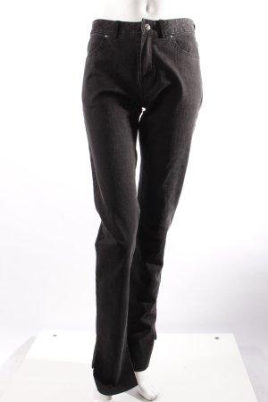f.rau Skinny Jeans mit Schlitzen