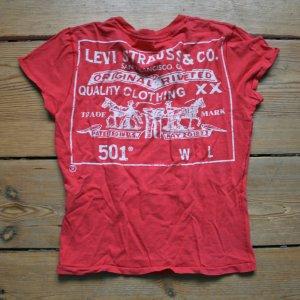 oldschool vintage shirt von levis klassiker