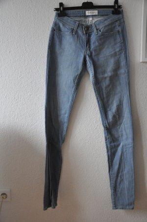 HABITUAL hellblaue Skinny Jeans Gr 26 (L:34)