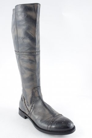 Fabi Westernstiefel taupe Country-Look