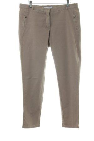 Fabiana Filippi 7/8 Length Trousers brown casual look