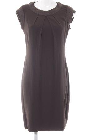 Fabiana Filippi Bleistiftkleid dunkelbraun Elegant