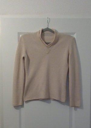 Fabiana Filippi Pull en laine beige clair laine