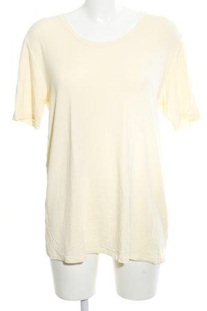Fabiana Filippi T-Shirt creme Casual-Look