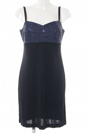 Fabiani Abendkleid blau Party-Look