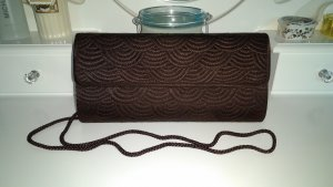 Fabiani Clutch dark brown