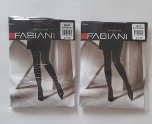 Fabiani Strumpfhosen original verpackt