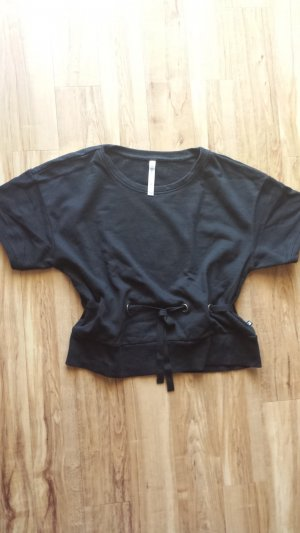 Fabletics Crop Top Sweat Shirt