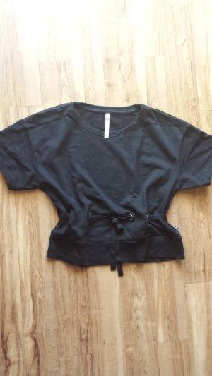 Fabletics Crop Top Sweat Shirt