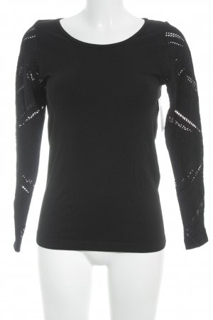 Fabletics Sports Shirt black athletic style