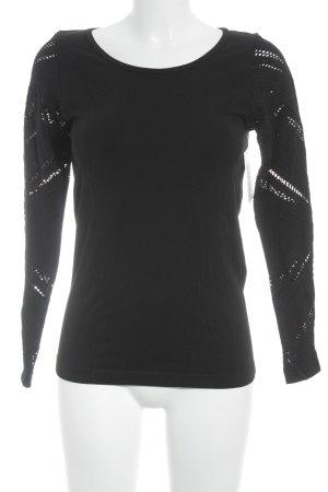 Fabletics Sportshirt schwarz sportlicher Stil