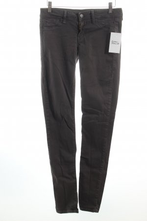 Fade to blue Stretch Jeans dunkelgrau Casual-Look