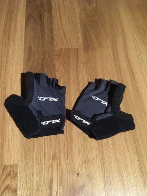 Fahrrad Handschuhe in schwarz grau weiß