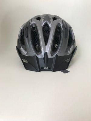 Cappello parasole nero-argento Materiale sintetico