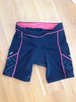 Crivit Sport Shorts black-red