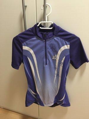 Fahrradshirt Fahrradtrikot atmungsaktiv Bikershirt Oberteil
