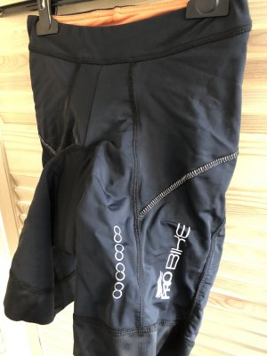 Fahrradshorts/ Fahrradhose, schwarz, S, neu