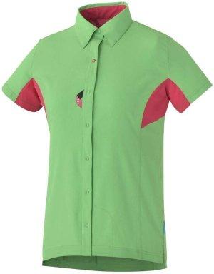 Fahrradtrikot Damen - Shimano Button Up Shirt | L