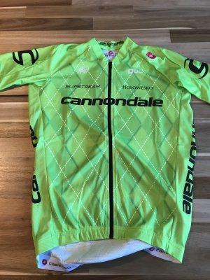 T-shirt de sport vert fluo