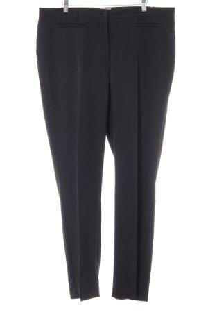 Fair Lady Pantalone da abito nero stile professionale