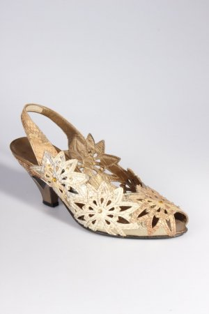 Faire Lady Sandals gold